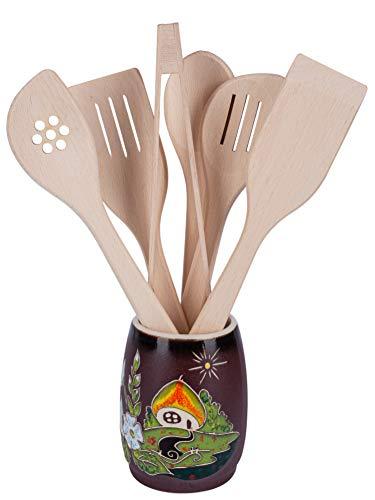 Juego de utensilios de cocina y utensilios de cocina (Pueblo)