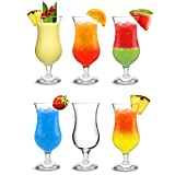 bar@drinkstuff Lot de 6 verres City Pina...