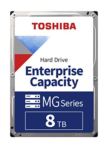 Toshiba Enterprise HDD 8TB 3.5'' SATA 6Gbit/s 7200RPM