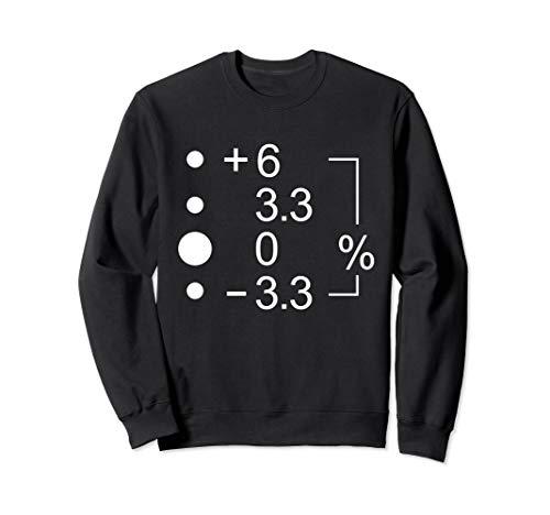 Plattenspieler Pitch Strobe Dots Sweatshirt