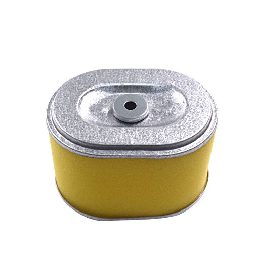 jrl 1pc filtro de aire limpiador filtro de compatible con Killer Honda 111–4274afze18GX160GX200