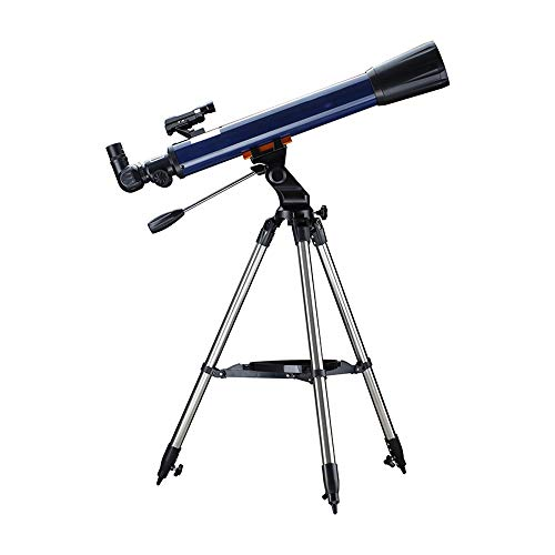 WNN-URG Telescopio - Telescopio Refractor - cubrió Completamente la óptica de Vidrio - Altura Ajustable del trípode URG