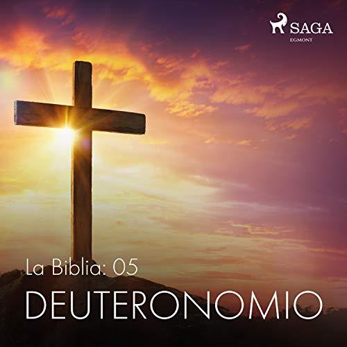 Deuteronomio  By  cover art