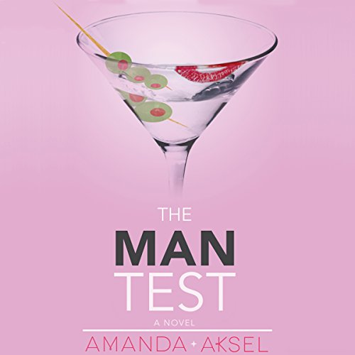The Man Test audiobook cover art