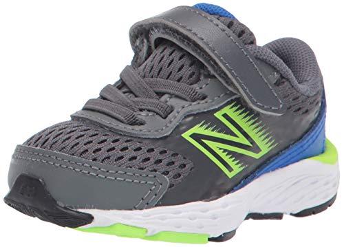adidas Baby Grand Court Sneaker, Black/White, 5K M US Toddler