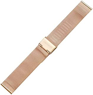 Beautiful Watches, Simple Fashion Watches Band Metal Watch Strap, Width: 20mm