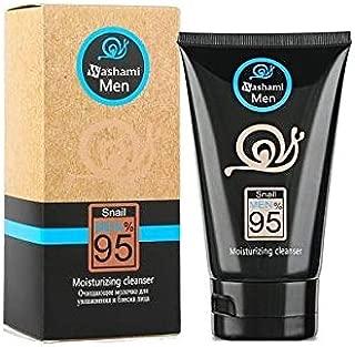 Washami Men Face Wash & Facial Cleanser