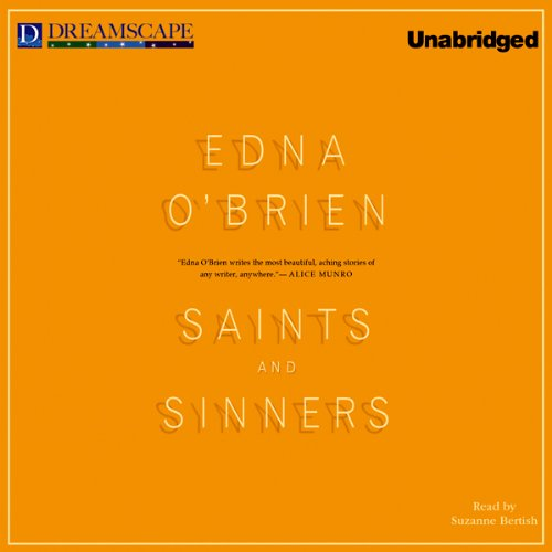 Saints and Sinners audiobook cover art
