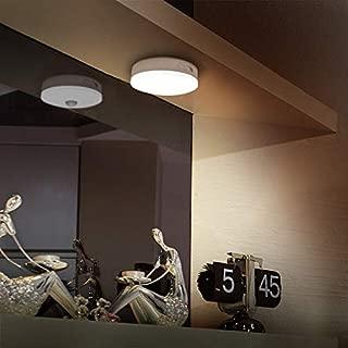 Rechargeable Closet Light Motion Sensor Lighting Wireless Pantry Lights, Automatic Under Cabinet Lights for Showcase Lighting Bathroom Drawer Lights Stair Light 120 Lumen,3000k