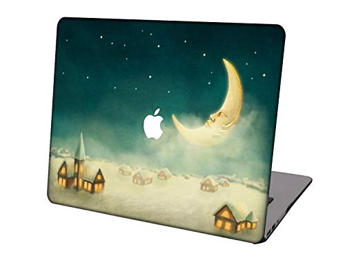 Laptop Case for Newest MacBook Pro 15 inch Model A1707/A1990,Neo-wows Plastic Ultra Slim Light Hard Shell Cover Compatible Macbook Pro 15 inch,Landscape A 89