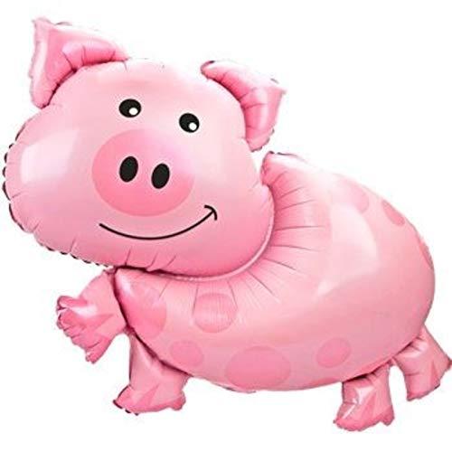 Schwein von Unique Industries Inc 30' Koloss Vereitelt Ballon [Spielzeug]