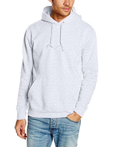 Fruit Of The Loom Herren Kapuzen Pullover Premium 70/30 (L) (Kohlegrau)