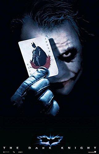 Batman - Poster The Dark Knight (68 cm x 98 cm) + Poster U.