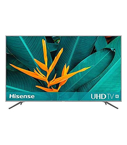 Hisense H75B7510 - Smart TV 75' 4K Ultra HD con Alexa Integrada, WiFi, Bluetooth, HDR Dolby Vision, Audio Dolby Audio, Procesador Quad-Core, Smart TV VIDAA U 3.0 con IA