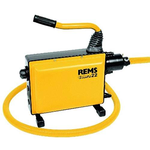 Rems cobra32–maquina spurgatubi Electrico/A Cobra SET32
