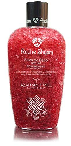 Radhe Sales Baño De Azafran Y Miel 330Gr Envase De 330 Gr 330 ml