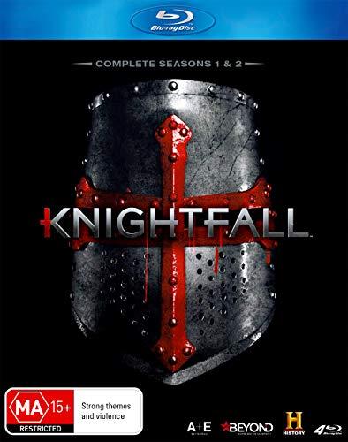 Knightfall: Seasons 1-2 (4 Blu-Ray) [Edizione: Stati Uniti] [Italia] [Blu-ray]