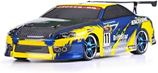 Exceed RC 1/10 2.4Ghz Electric DriftStar RTR Drift Car Yellow Version