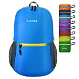 Gonex Ultra Lightweight Packable Backpack Daypack Handy Foldable Camping Outdoor Travel Cycling...