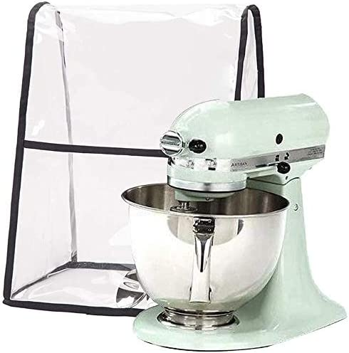 Transparent Cover for KitchenAid Stand Mixer Large Size Covers with Organizer Bag Compatible product image