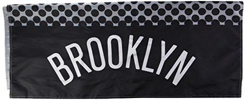NBA Brooklyn Nets Bandera, niños, Multicolor, Talla Única