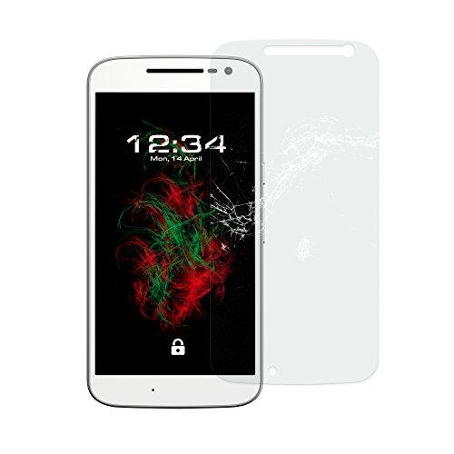 Clara Cristal–Protector de pantalla para Motorola Moto G4Plus