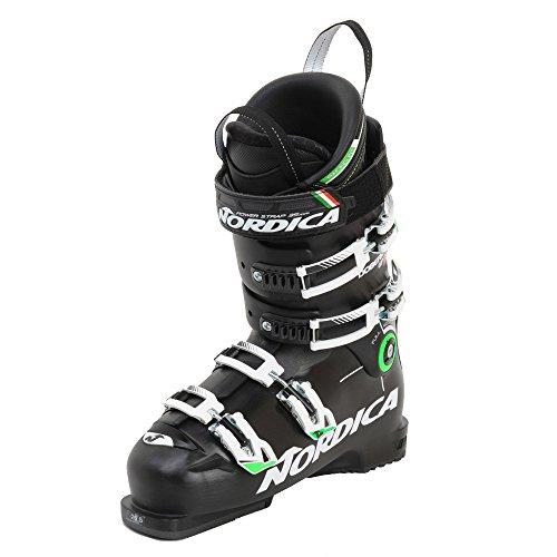 Nordica Dobermann GP 110 Skischuhe, Schwarz 28.5 Grün