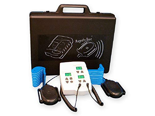 Magnettherapie, Magnettherapie für den häuslichen Gebrauch.