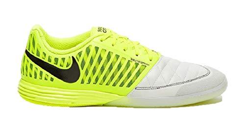 Nike Lunargato II - Zapatillas de fútbol para hombre Blanco Size: 46 EU