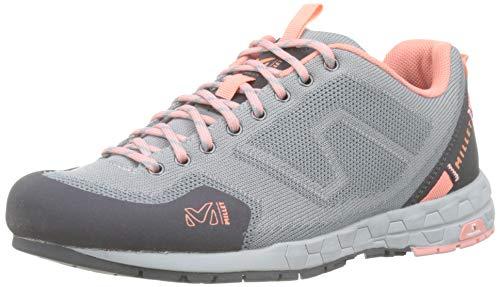 Millet LD AMURI Knit, Zapatillas de Ciclismo de montaña Mujer, Gris (High Rise 8735), 40 2/3 EU