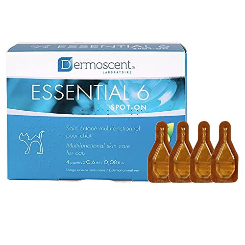 Dermoscent Essential 6 Spot-on - Katze