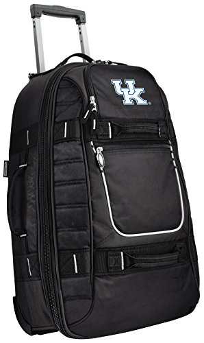 Great Price! Broad Bay Small University of Kentucky Carry-On Bag Wheeled Suitcase Luggage Bags