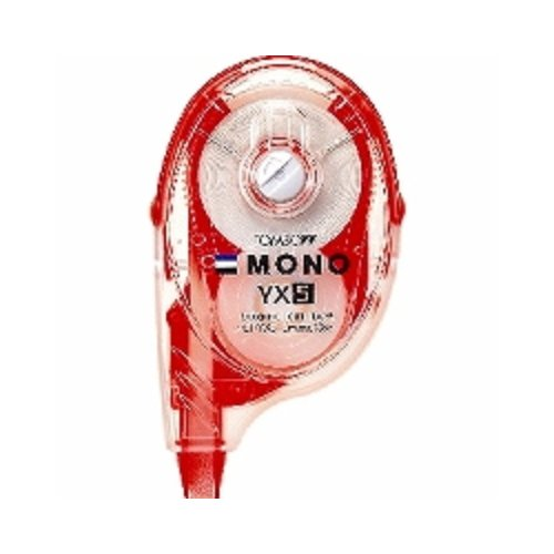 トンボ鉛筆 MONO YX 修正テープ 本体 幅5mm つめ替えタイプ CT-YX5 2個セット