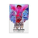 WIUWINF Ghostbusters Filmposter, Kunstdruck, Leinwandkunst,