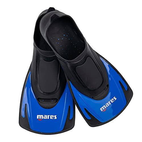Mares Hermes - Aletas de Buceo, Color Azul, Talla 44/45