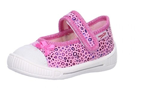 superfit , Ballerines pour Fille Rose Pink - Bully - Rose - Pink - Bully, 24 EU