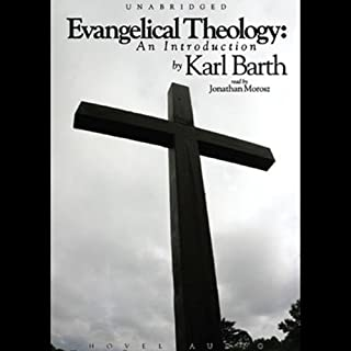 Evangelical Theology audiobook cover art