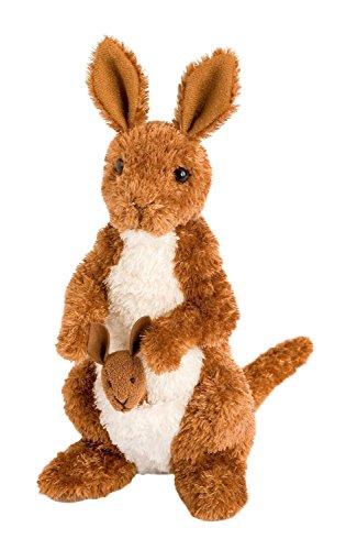 Douglas Melbourne Kangaroo with Joey Plush Stuffed Animal