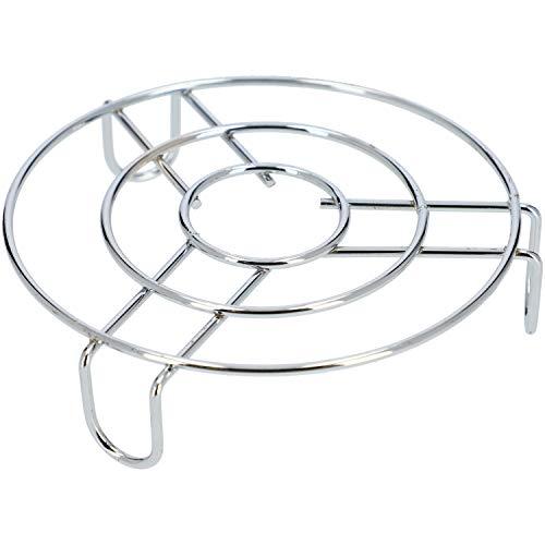 Brohood® Firetwister Kohlegitter 11 cm | Schützt die Heizspirale deiner Kohleanzünder