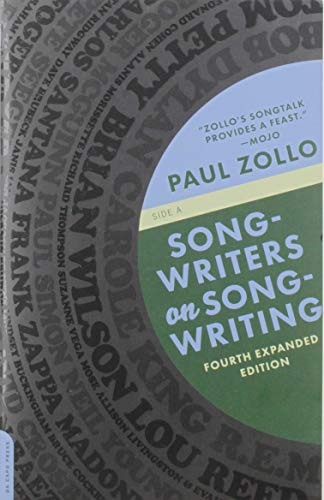 1. Songwriters on Songwriting (Paul Zollo)
