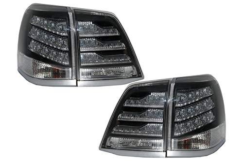 KITT TLTOLC08FLEDB Feux arrière LED L E D Noir/blanc 2008-2011