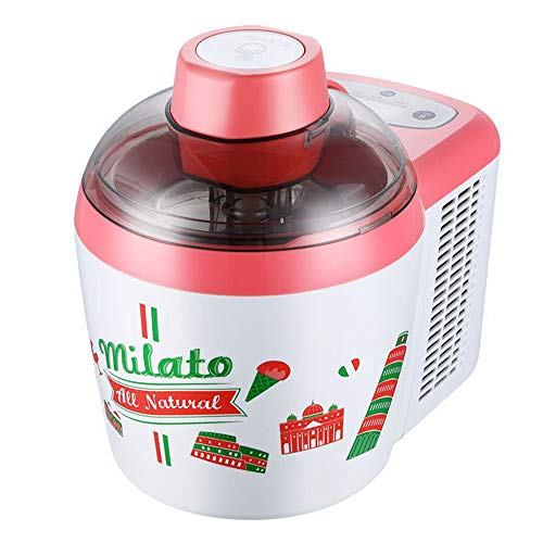 Great Deal! NCBH Fully Automatic Ice Cream Maker Sweet Tube Sundae Leakproof Durable Health Suitable...