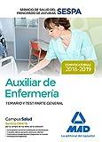 Auxiliar de Enfermería del Servicio de Salud del Principado de Asturias (SESPA). Temario y test Parte General