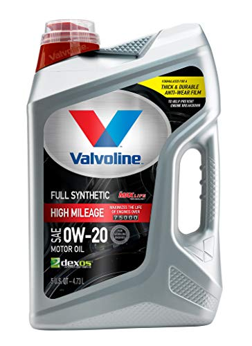 0w20 synthetic oil mobil 5 quart - 8