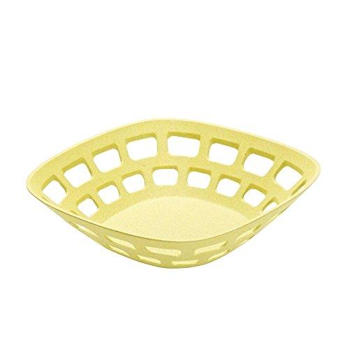 Magu 132 123 Brotkorb 24 cm Natur Design, gelb