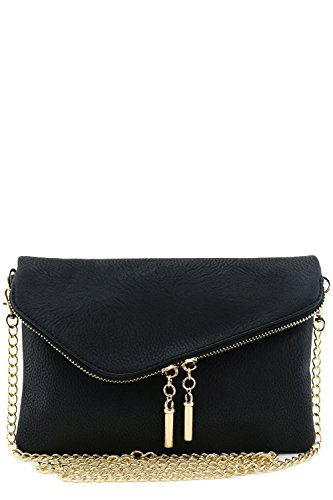 Top clutch crossbody bag with chain for 2021