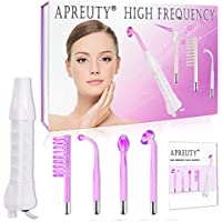 Apreuty Portable Handheld High Frequency Acne For Skin Tightening