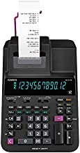 $91 » Casio Office Products DR-270R Heavy-Duty Printing Calculator, Black