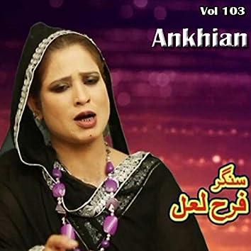 Farha Lal Ankhian, Vol. 103