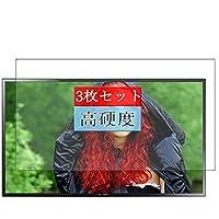 3枚 Sukix フィルム 、 Samsung ED32C 32インチ ディスプレイ モニター 向けの 液晶保護フィルム 保護フィルム シート シール(非 ガラスフィルム 強化ガラス ガラス ) 修繕版